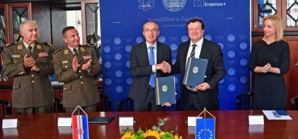 Prvi put u Hrvatskoj ustrojava se studij domovinske sigurnosti