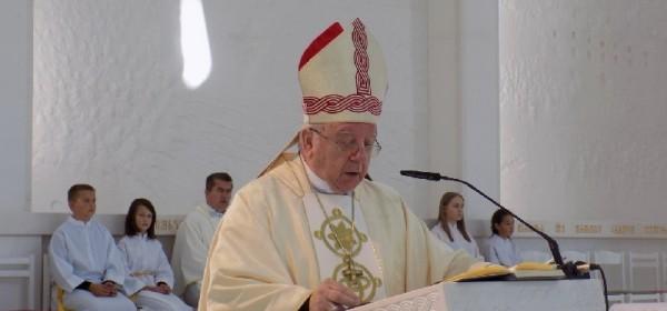 Bogović na Udbini predvodio misu za domovinu