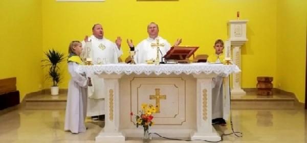 Misa u Donjem Lapcu na Dan neovisnosti