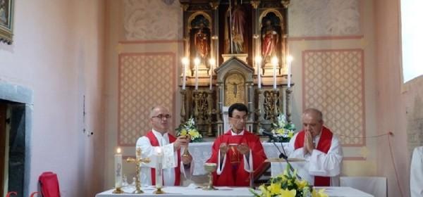 Proslava blagdana sv. Jakova u Donjemu Pazarištu