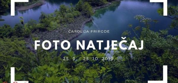 Otvoren natječaj za Čaroliju prirode