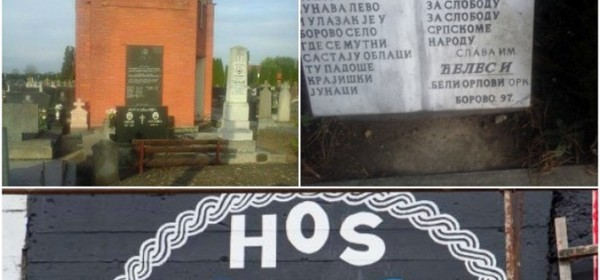 Mičite četničke mauzoleje iz Borova Sela i sankcionirajte silovatelje