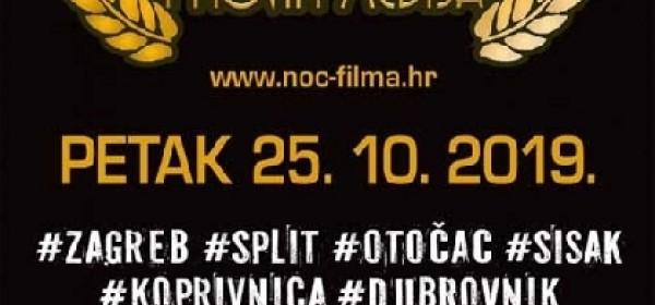 Noć hrvatskog filma u Otočcu