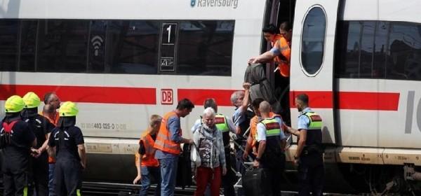 Dva migranta u Njemačkoj u devet dana tri osobe gurnuli pod vlak