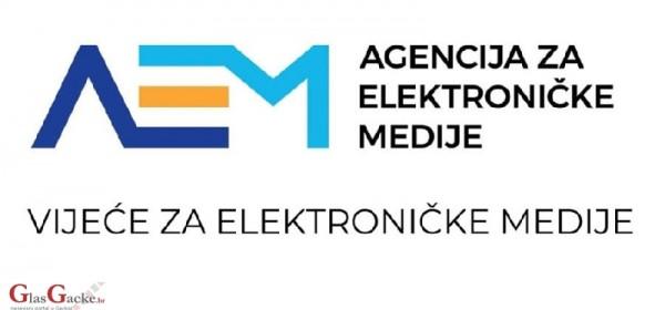 Upozorenje Vijeća za elektroničke medije svim elektroničkima medijima u Republici Hrvatskoj