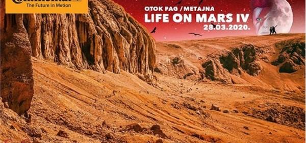 Life on Mars trail utrka odgođena za 19. rujna