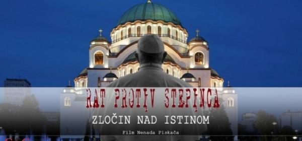 """Uoči Stepinčeva: Novi film Nenada Piskača """"Rat protiv Stepinca – zločin nad istinom"""""""