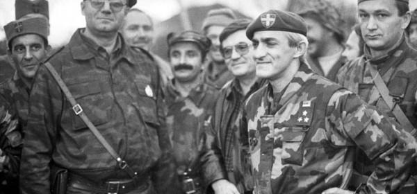 Žalopojka srpskoga ratnog zločinca kapetana Dragana