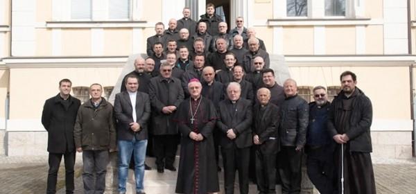Korizmeni susret svećenika GSB