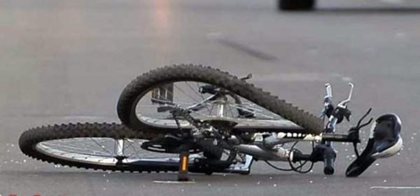 Automobilom udarena biciklistkinja
