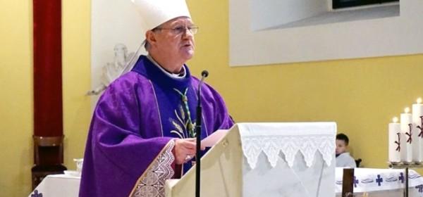 Biskup Križić slavit će uskrsne obrede bez vjernog naroda
