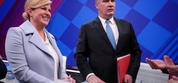 Bivša predsjednica je 'Margaret Thatcher' u odnosu na tog 'Miku Špiljka'