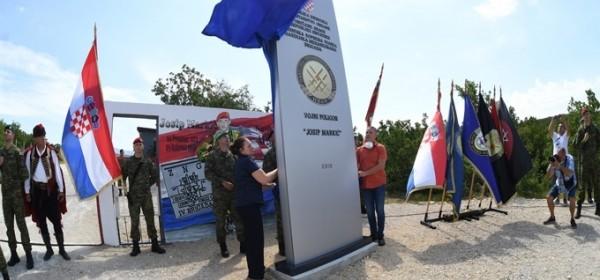 "Vojni poligon ""Crvena zemlja"" preimenovan u čast Josipu Markiću"