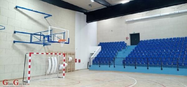 Obnovljen Športsko rekreacijski centar Mukinje