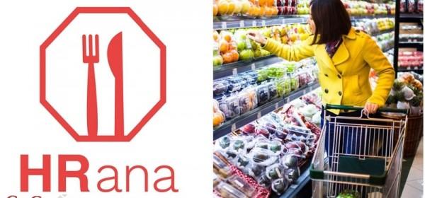 HRana – nova aplikacija za upozorenja o hrani