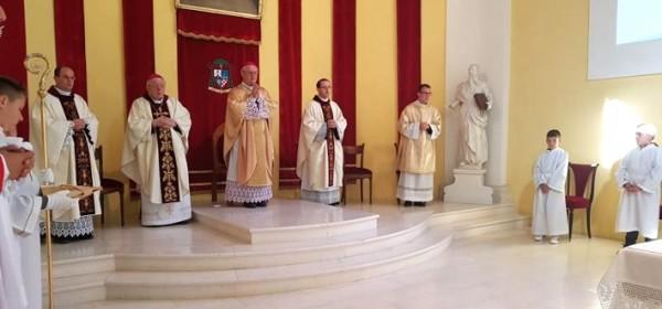 Proslavljena 20. obljetnica Gospićko-senjske biskupije