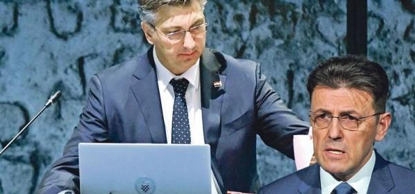 Otkrivamo sadržaj dopisa koji je HGK poslala Plenkoviću