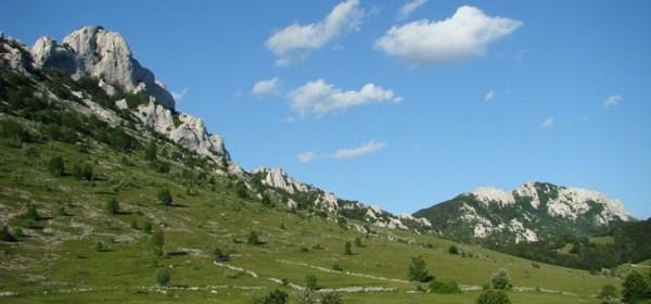 Poziv za organizirano turističko vođenje u NP S. Velebit