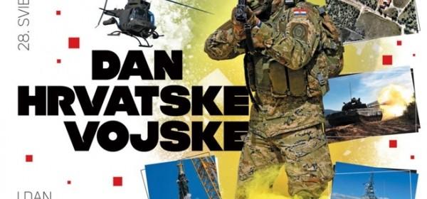 Hrvatska vojska slavi svoj 29. rođendan!