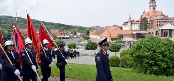 21. vatrogasno hodočašće u Mariji Bistrici