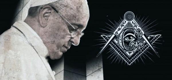 Svetog oca hvale masonske lože diljem svijeta. I Irinej!