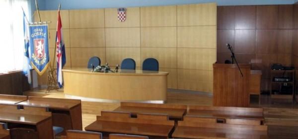 Raspad koalicije u Vijeću Grada Gospića: Iz HDZ-ovog Kluba otišlo petero članova