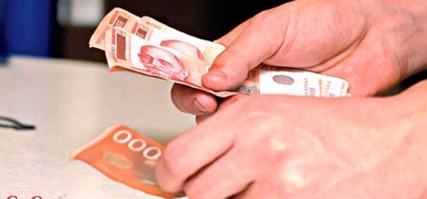 Ovrhe i posebni račun za potpore za očuvanje radnih mjesta