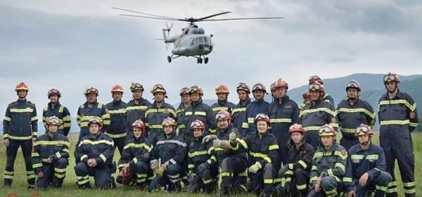 Na otočkom aerodromu održana vatrogasna vježba