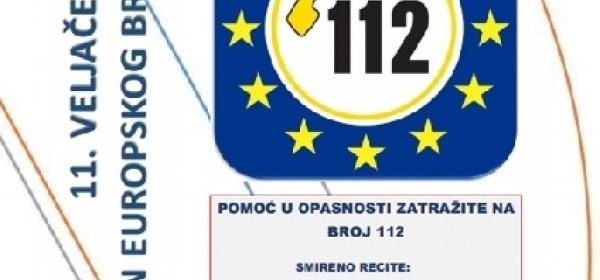 Dan broja 112