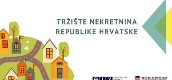 Pregled tržišta nekretnina Republike Hrvatske 2019.