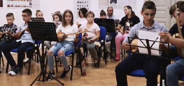 Održan završni koncert mladih dangubičara