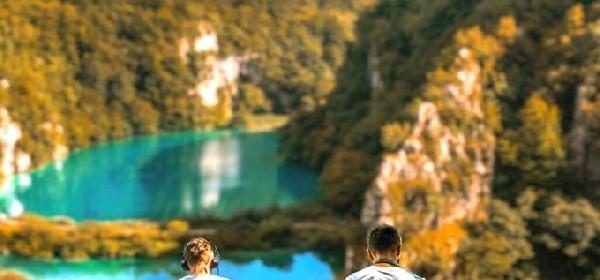 Discolure u Nacionalnom parku Plitvička jezera