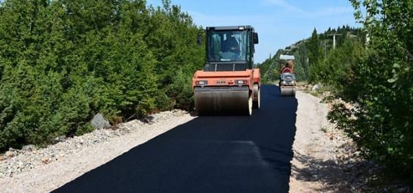 Javni poziv za asfaltiranje cesta na području Korenice