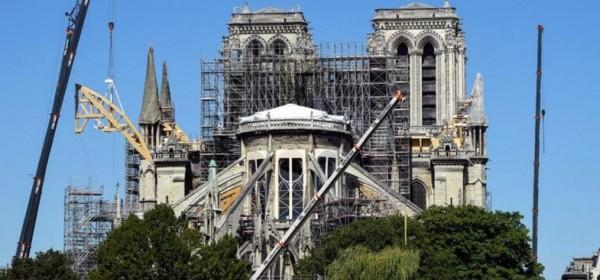 Katedrala Notre Dame se otvara 2024.