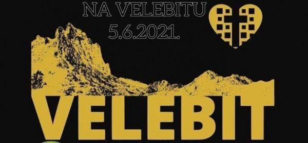 Pohod za hrvatske branitelje poginule na Velebitu