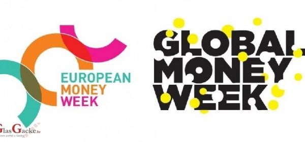 Obilježavanje Svjetskog i Europskog tjedna novca