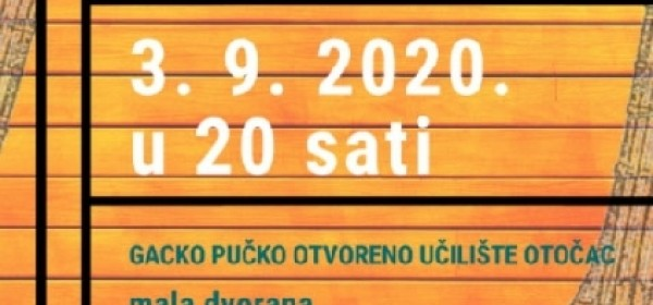 Završni koncert dangubica - 3. rujna