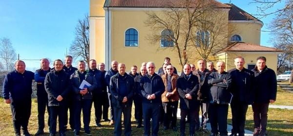 Održan prvi turnus duhovnih vježbi za svećenike GSB
