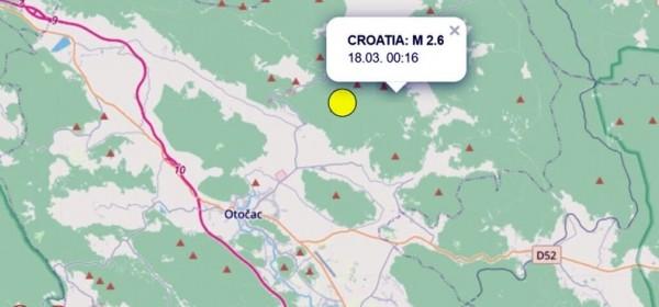 Potres u Gackoj