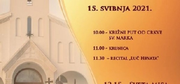 Program komemoracije bleiburške tragedije i Križnog puta