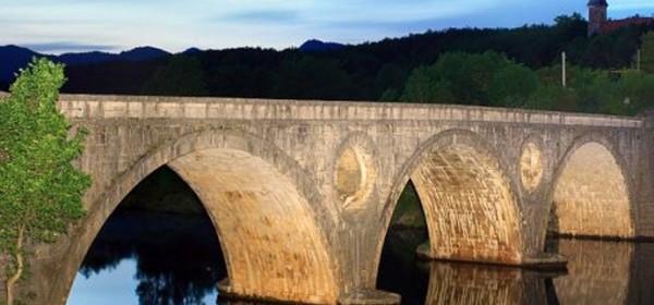 Photo point kosinjskog mosta