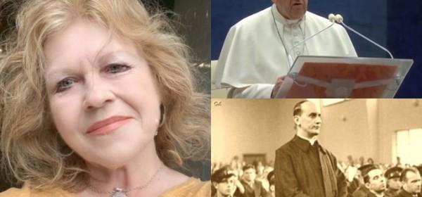 Otvoreno pismo Ine Vukić papi Franji o kanonizaciji blaženog Alojzija Stepinca