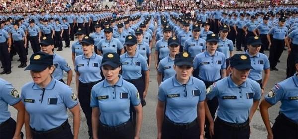Natječaj za zanimanje policajca u 2021./2022. godini
