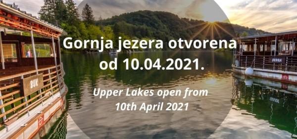 Plitvička jezera dostupna posjetiteljima u cijelosti