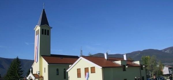 Sv. Ivan Pavao II. - u Donjem Lapcu