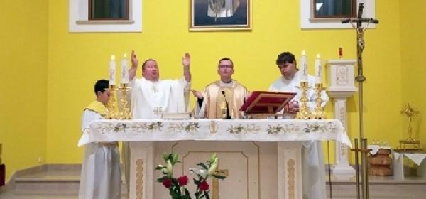 U D. Lapcu proslavljen blagdan sv. Ivana Pavla II.