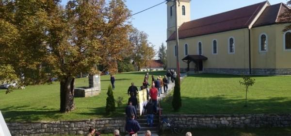3. listopada - proslava sv. Franje Asiškoga u Zavalju