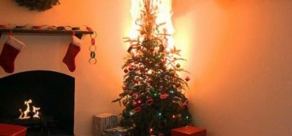Oprezno s korištenjem božićnih dekoracija