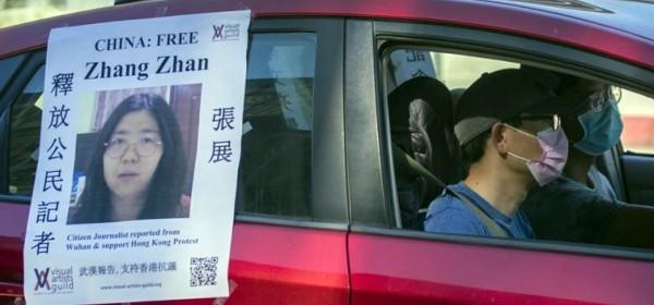 Kineskinja kažnjena s 4 godine zatvora zbog izvješćivanja o virusu