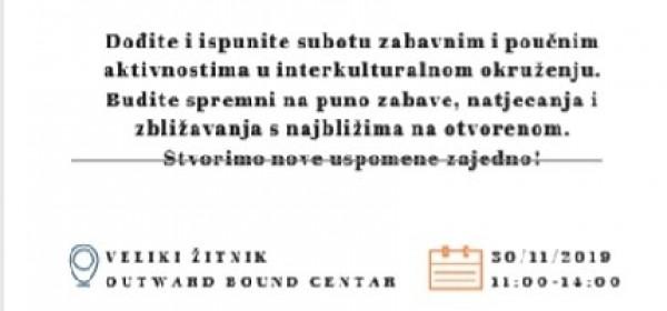 Outward Bound Croatia - u Velikom Žitniku druženje